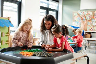 The Exploration Of Kids' Spaces